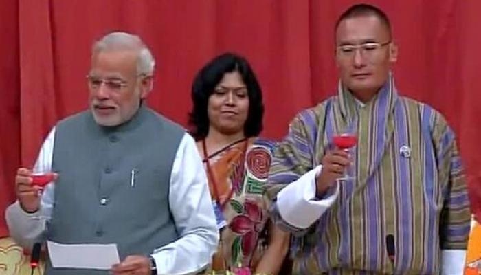 Image result for भारत-भूटान होंगे एक साथ ]