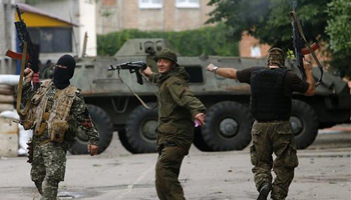 संघर्ष विराम के विफल रहने के बाद यूक्रेन ने विद्रोहियों पर फिर से शुरू किया हमला