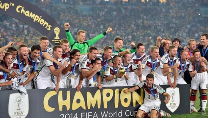 24 साल बाद जर्मनी फिर बना फुटबॉल का बादशाह, अर्जेंटीना को 1-0 से हराया