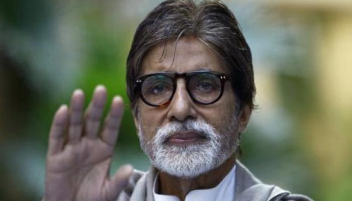 अमिताभ ने जारी की 'शमिताभ' फिल्म की अपनी तस्वीर