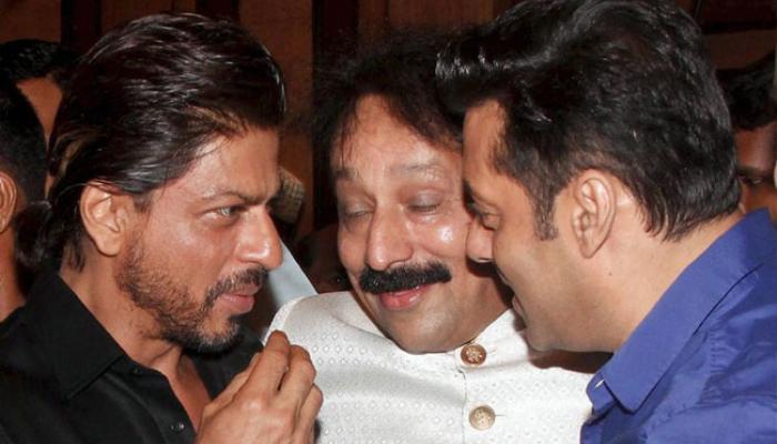 मेरे और सलमान के बीच प्यार और दोस्ती है : शाहरुख