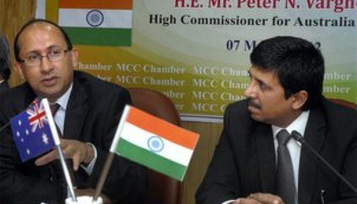 आस्ट्रेलिया-भारत के बीच असैन्य परमाणु सहयोग करार पर सहमति