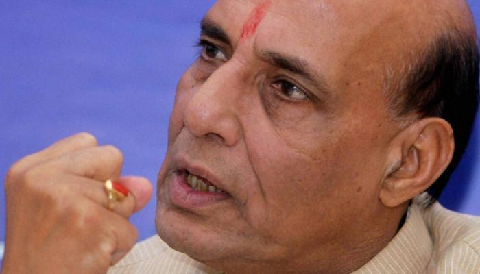 गृह मंत्री राजनाथ का आदेश, पाकिस्तान को दो मुंहतोड़ जवाब