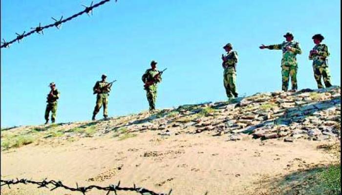 राजस्थान सीमा से भारत में घुसपैठ की फिराक में 15 आतंकी, अलर्ट जारी