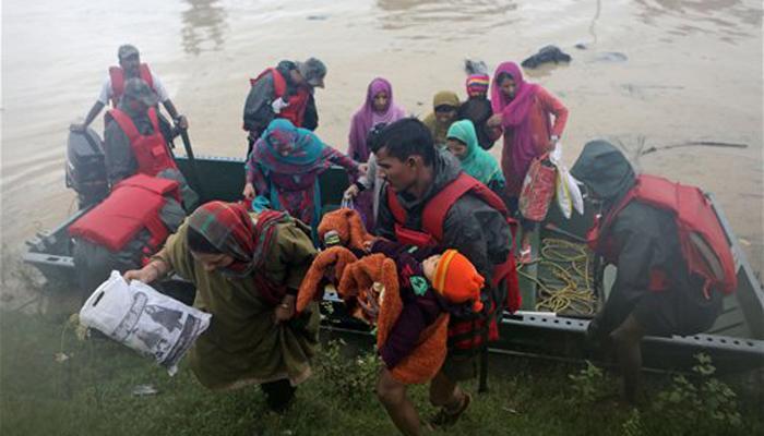 जम्मू-कश्मीर में बाढ़ से तबाही, केदारनाथ त्रासदी जैसी: सीएम उमर अब्दुल्ला