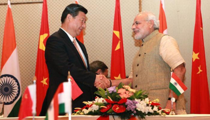 शी जिनपिंग और मोदी की मौजूदगी में भारत-चीन के बीच हुए तीन समझौते