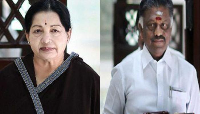 जयललिता छोड़ेंगी कुर्सी, तमिलनाडु के नए मुख्यमंत्री होंगे ओ पनीरसेल्वम