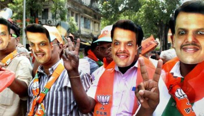 महाराष्ट्र में सरकार बनाने में भाजपा की साथी शिवसेना होगी या राकांपा, संशय बरकरार