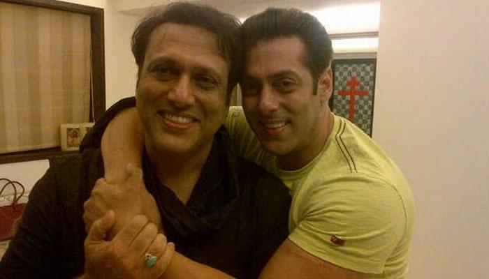 सलमान खान के साथ बोझिल फिल्म नहीं करना चाहते गोविंदा