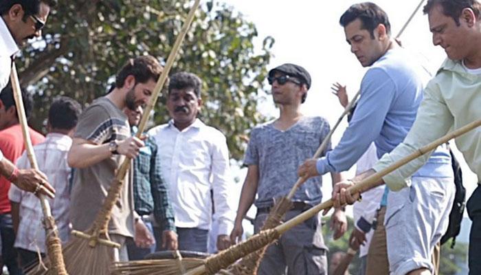 'स्वच्छ भारत अभियान' से जुड़े अभिनेता सलमान खान, PM नरेंद्र मोदी ने की तारीफ