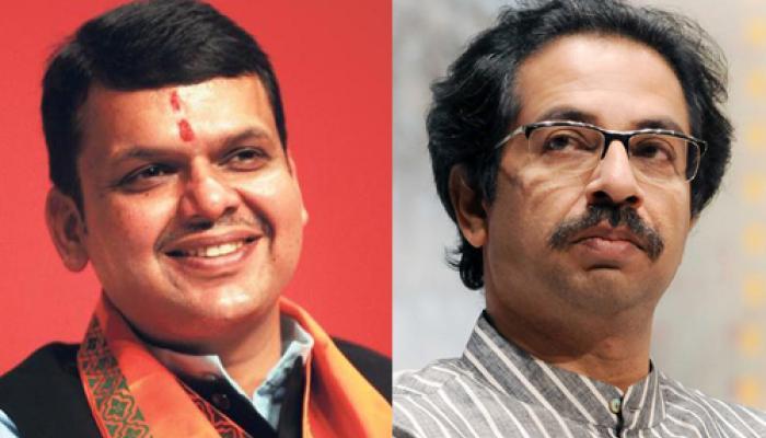 महाराष्ट्र में बीजेपी की पहली सरकार का शपथग्रहण कल, शिवसेना के शामिल होने की संभावना नहीं