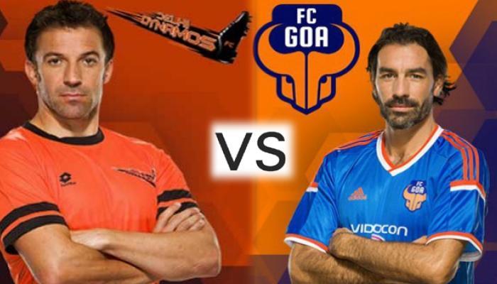 ISL 2014 : एफसी गोवा पर जीत के इरादे से उतरेगी दिल्ली डाइनामोज