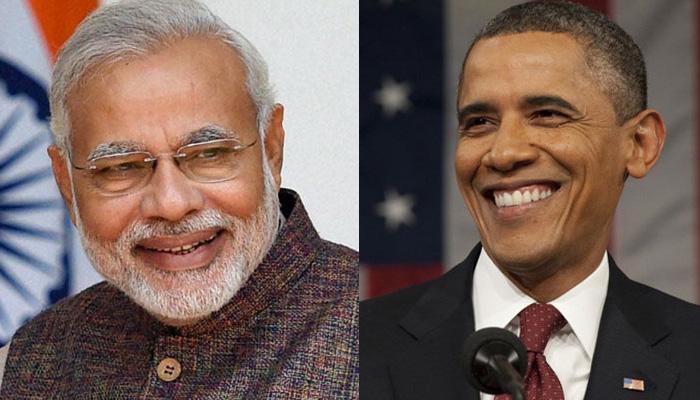 गणतंत्र दिवस के मौके पर मुख्य अतिथि होंगे अमेरिकी राष्ट्रपति, ओबामा ने मोदी का न्यौता कबूला