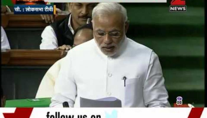 संसद का शीतकालीन शत्र: पीएम मोदी ने नए मंत्रियों का कराया परिचय