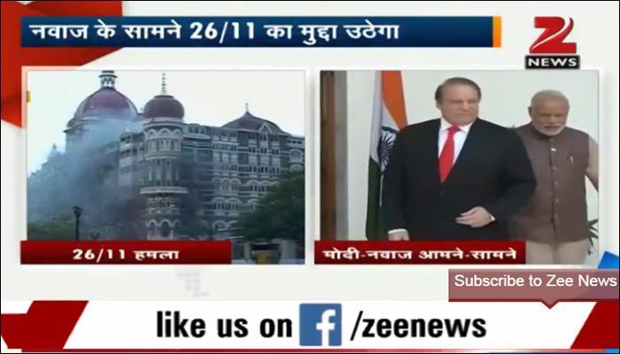 सार्क सम्मेलन: पाक पीएम शरीफ की मौजूदगी में 26/11 मुद्दा उठाएंगे PM नरेंद्र मोदी