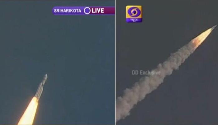 ISRO ने लॉन्च किया GSLV मार्क-3, अब इंसान को अंतरिक्ष में भेजना होगा आसान