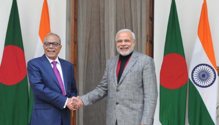'बांग्लादेश के साथ संबंधों को सर्वोच्च महत्ता देता है भारत'