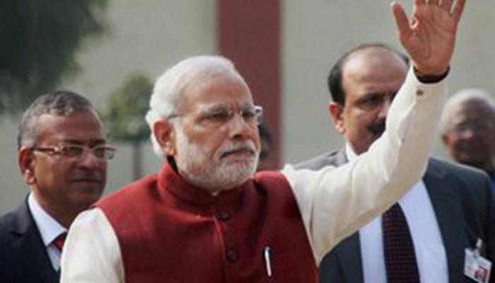 वाराणसी में पीएम नरेंद्र मोदी बोले- रेलवे का निजीकरण नहीं होगा, एफडीआई को लेकर चिंता की कोई बात नहीं