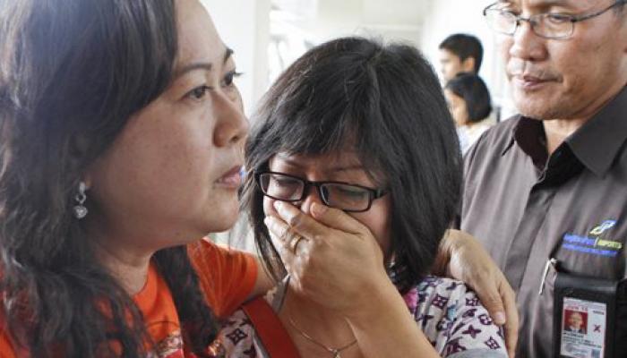 एयर एशिया का विमान QZ 8501 लापता, 162 लोग हैं सवार, सदमे में इंडोनेशिया