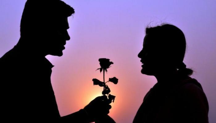 नए साल पर सर्वाधिक लोगों ने लिया प्यार करने का संकल्प
