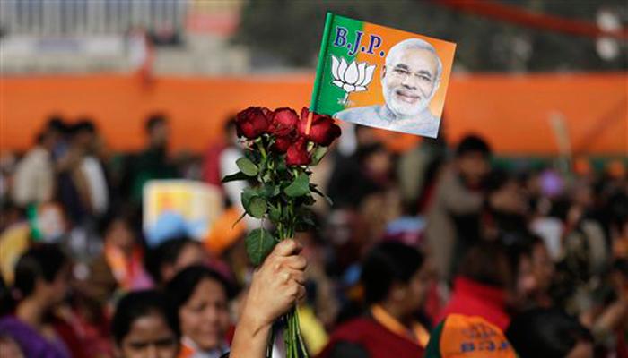 दिल्ली चुनाव में 'मोदी ब्रांड' का लिटमस टेस्ट