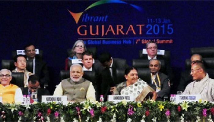 वाइब्रेंट गुजरात : कंपनियों ने 25 लाख करोड़ के निवेश समझौतों पर हस्ताक्षर किए