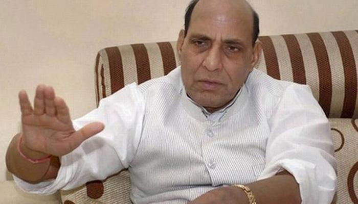माओवादियों से मुकाबले को 'जोशीले' अफसर नियुक्त करें: राजनाथ ने राज्यों से कहा