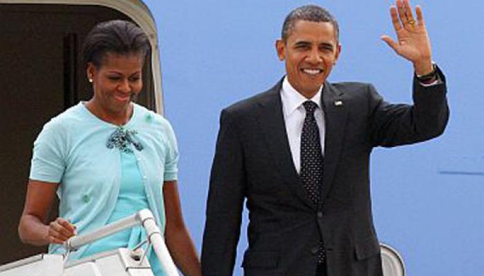 ओबामा अपनी पत्नी मिशेल के साथ 25 जनवरी को आएंगे भारत