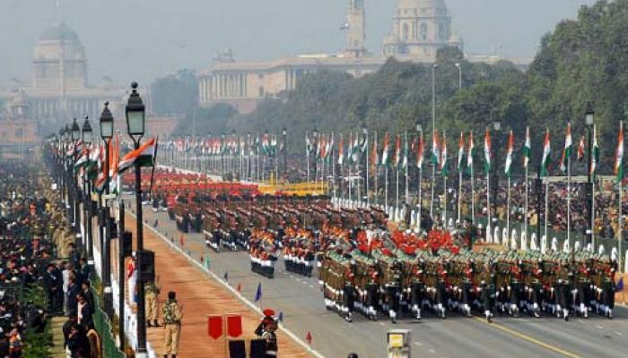 66 साल का भारतीय गणतंत्र
