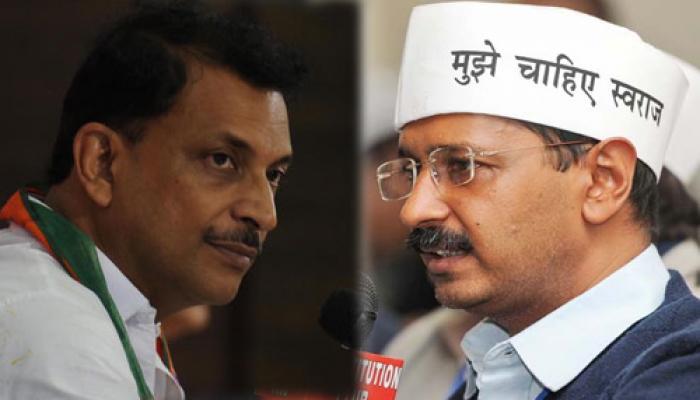 भाजपा ने आप से 'पांच सवाल' पूछकर केजरीवाल को घेरा, आप ने किया पलटवार