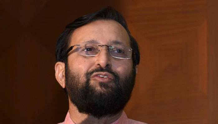 जयंती नटराजन के आरोपों की जांच कराएगी सरकार: प्रकाश जावड़ेकर