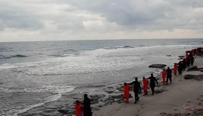 IS के आतंकियों ने फिर किया कत्लेआम; मिस्र के 21 ईसाइयों का सिर कलम कर वीडियो किया जारी