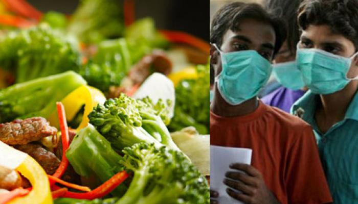 स्वस्थ आहार अपनाएं और स्वाइन फ्लू से दूर रहें