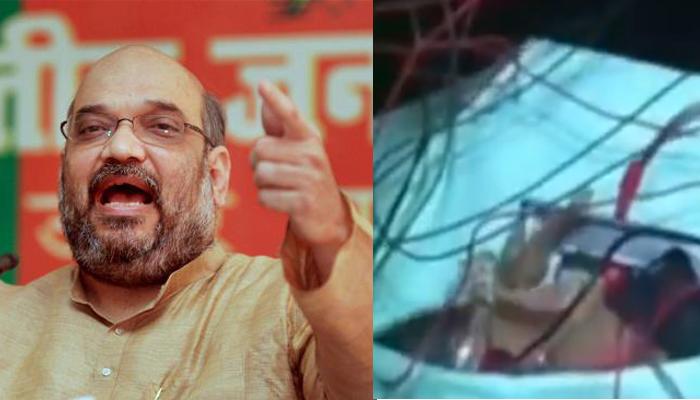 पटना ब्लास्ट मामले में बड़ा खुलासा- 'अमित शाह की रैली में थी धमाके की योजना'