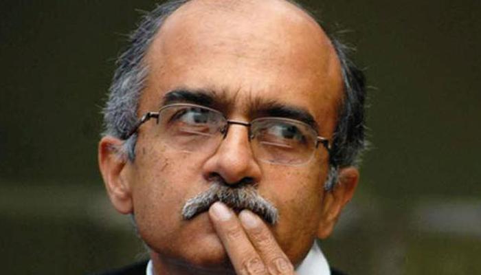 आम आदमी पार्टी से बर्खास्तगी पर बोले प्रशांत भूषण- 'खाप बन गई है AAP'