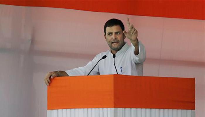राहुल ने पीएम मोदी पर साधा निशाना, बोले- बदलाव की नहीं बदले की राजनीति हो रही है