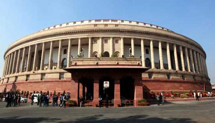 फूड पार्क को लेकर संसद में हंगामा, कांग्रेस ने आसन की निष्पक्षता पर उठाया सवाल, फिर जताया खेद
