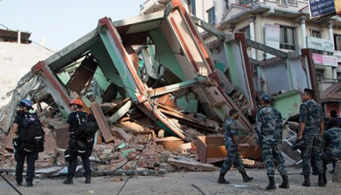 नेपाल भूकंप से सबक लेने की जरूरत