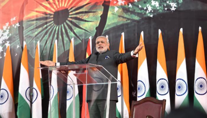 अथक काम करने के लिए मुझ पर निशाना साधा जाता है : PM मोदी