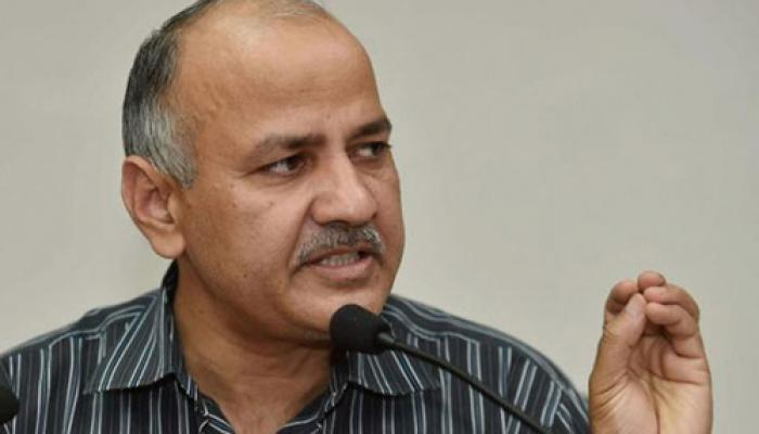 दिल्ली में परिवर्तन के लिए शिक्षा महत्वपूर्ण है : सिसोदिया