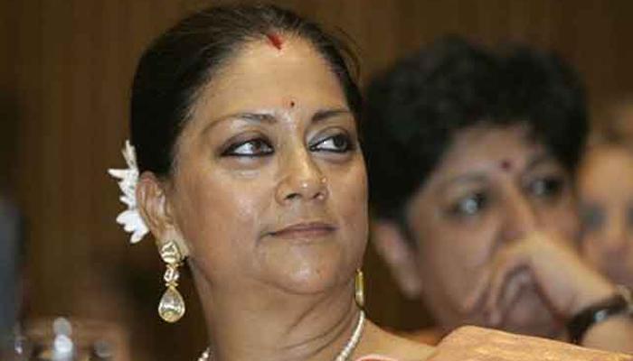 ललित मोदी प्रकरण: नीति आयोग की बैठक में शामिल हुईं वसुंधरा, मोदी-शाह से बिना मुलाकात के लौटीं