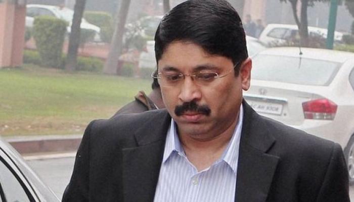 BSNL फोन मामला: पूर्व दूरसंचार मंत्री दयानिधि मारन से CBI ने की पूछताछ
