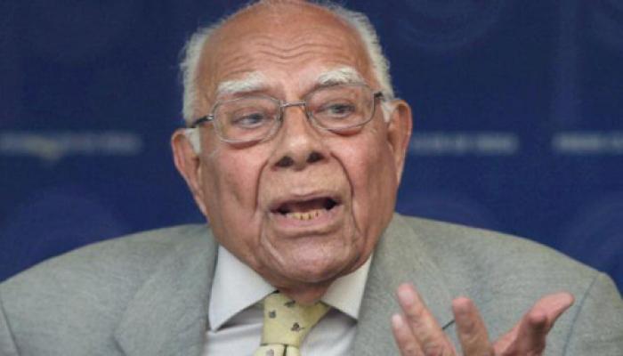 दाऊद इब्राहिम से लंदन में मिला था, भारत लौटना चाहता था अंडरवर्ल्ड डॉन: राम जेठमलानी
