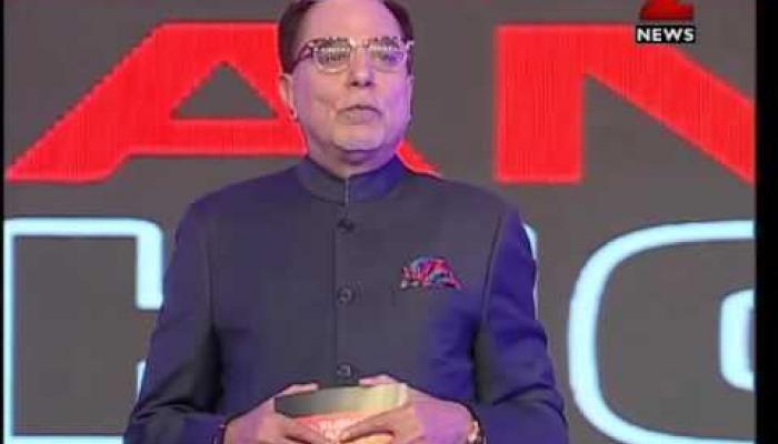डॉ. सुभाष चंद्रा ने कहा- अच्छी CSR न हो तो समाज का भला नहीं हो पाएगा