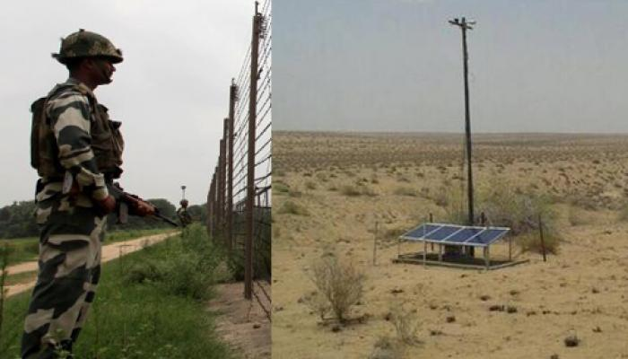 भारतीय इलाकों की जासूसी में जुटा पाकिस्तान, विरोध के बाद जैसलमेर सीमा से कैमरे हटाए