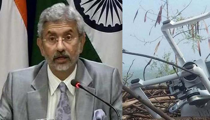 भारत ने ड्रोन पर पाकिस्तानी दावे को किया खारिज, कहा- बिना उकसावे के फायरिंग का देंगे 'मुंहतोड़' जवाब