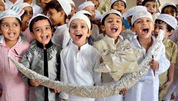 देश भर में आज मनाया जा रहा है ईद उल फितर