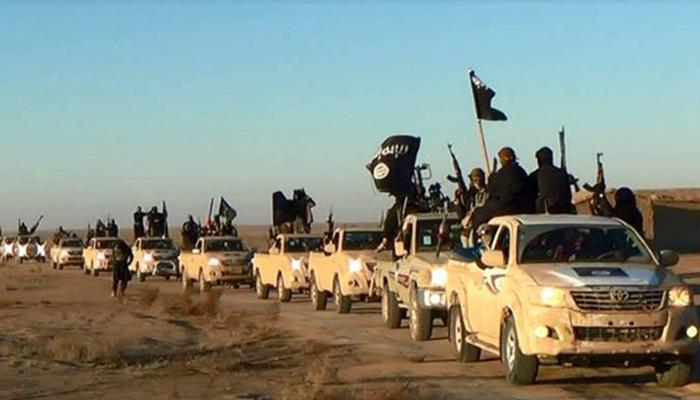 अमेरिकी विमानों ने तुर्की से IS के खिलाफ हमला शुरू किया