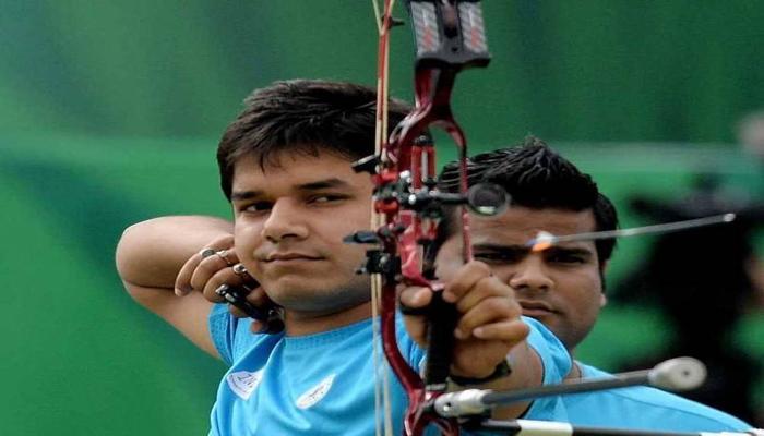 तीरंदाजी विश्व कप में अभिषेक वर्मा ने भारत को स्वर्ण पदक दिलाया