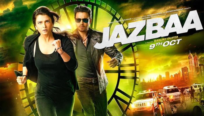 Jazbaa - Movie Stills